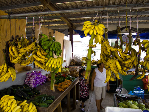 Marketplace in San Ignacio, Belize