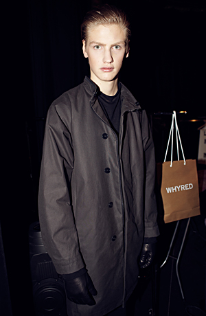 Mickael Bostrom3012_Fashion Week by Berns AW10_Whyred BS(V MAN)