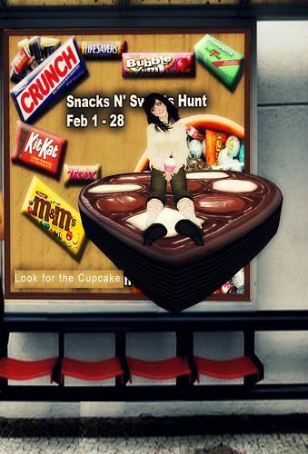 Snacks N' Sweets Hunt