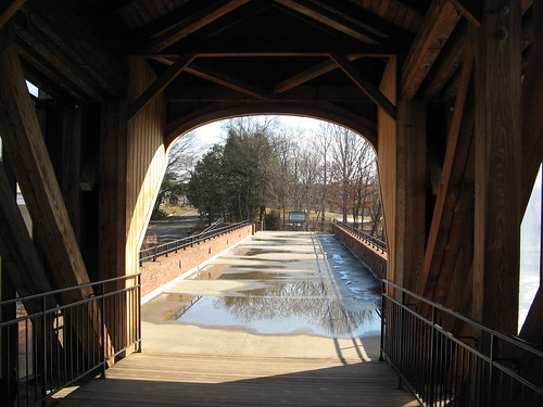 Bridge at Old Salem