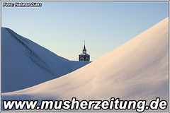Femundlopet: Röros-Halden-Kirche