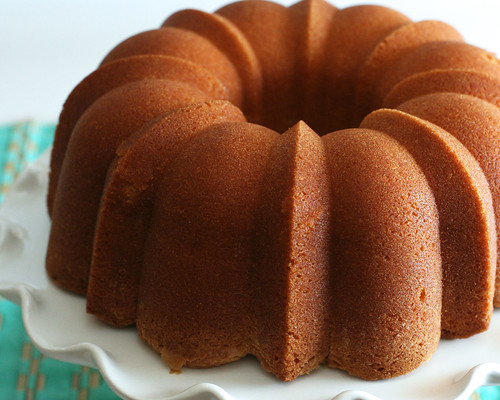 This Perfect Pound Cake recipe comes straight from my Foodie To-Do ...
