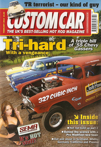 Custom Car February 2010 Cover