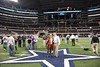 Julie and Tim Cowboys Stadium (bignestegg) Tags: dallas 50yardline agel cowboysstadium julieandtim