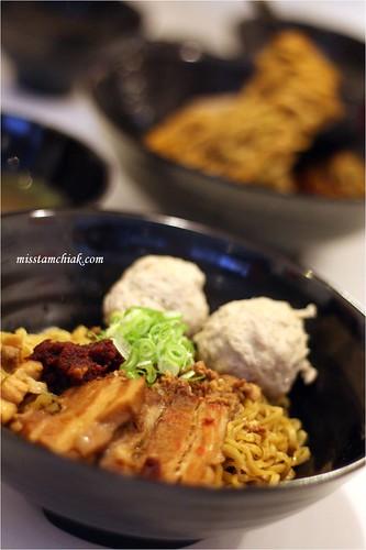Shuang Yuan Noodle Dry