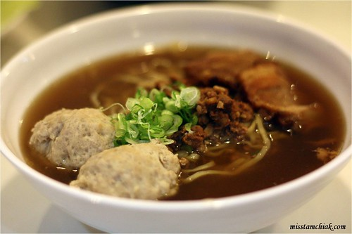 Shuang Yuan Noodle Soup