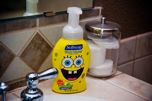New Hand Soap