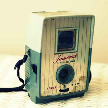 Vinatge Camera 5