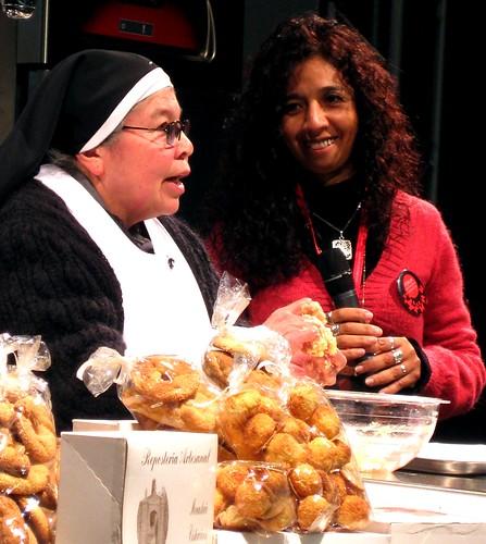 Irmá Elisabeth + Soledad Felloza