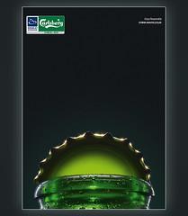 Carlsberg poster (matthewgrocott) Tags: carlsberg