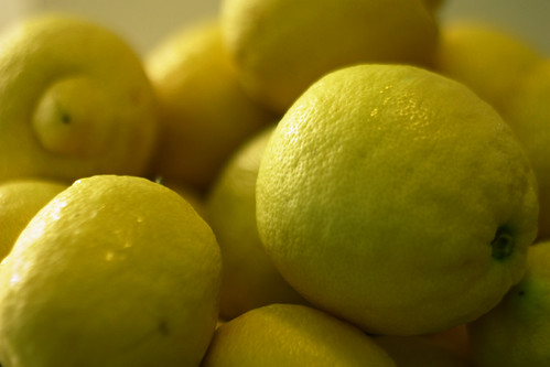{55 :365} when life (Grandpa) gives you lemons....
