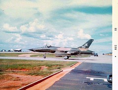 F-105 Thunderchief at ...