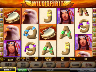 Wild Spirit slot game online review
