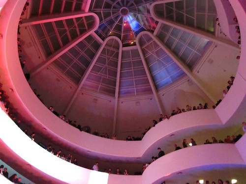 Animal Collective + Danny Perez at the Guggenheim