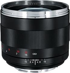 Ziess 85mm f1.4