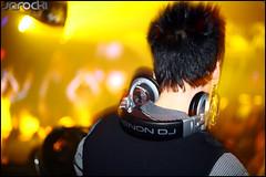 DJ Magix (Jarocki Photo) Tags: music dj euro nightclub gravity blaze zero cammy magix