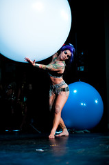 SuperHappyFunTime burlesque (sethrt) Tags: performance burlesque livetheater musicaltheater misspussycat