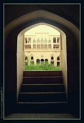 Kashan, traditional architecture-2 (pedramatic) Tags: travel architecture canon iran persia oldhouse residence  kashan        kasian pedram   isfahanprovince provinceofesfahan     canoneos450d kaashaan     esfahanprovince      pedramatic   kshn traditionalpersianarchitecture kashansarchitecturalsights provinceofisfahan