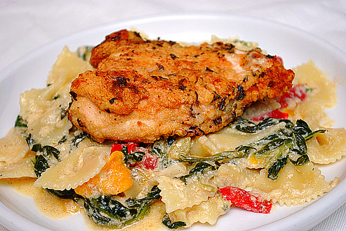 What's Cookin, Chicago: Tuscan Garlic Chicken
