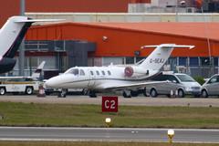 G-SEAJ - 525-0113 - Private - Cessna 525 CitationJet - Luton - 091214 - Steven Gray - IMG_5152