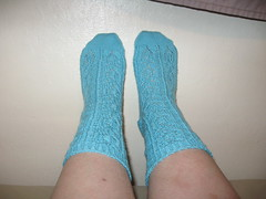Both Socks - Done!
