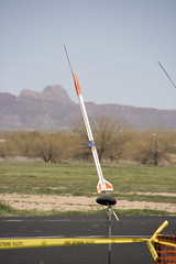 291 (mattie_shoes) Tags: sara rocket rocketry 2010 modelrocket desertheat