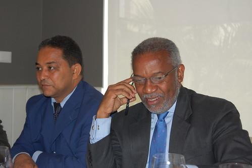 Aurelio Henrríquez y Melaneo Paredes informan a Molina