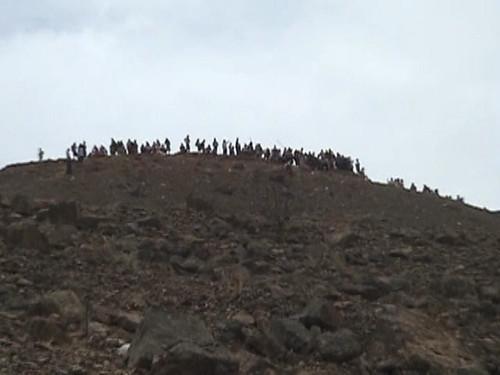 Yacimiento de oro en Cerro Colorado, Casma