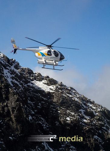 Milford Helicopter