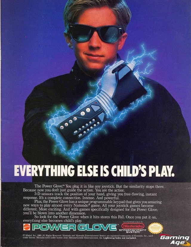 Power Glove pub