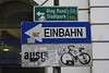 Vienna Bicycle Signage