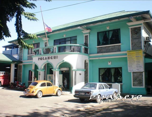 Polangui Municipal Hall