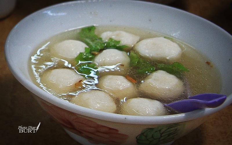 檳城_魚丸湯
