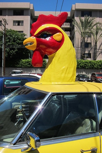 Chicken Car: