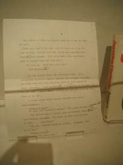 Agatha Christie Passenger to Frankfurt manuscript