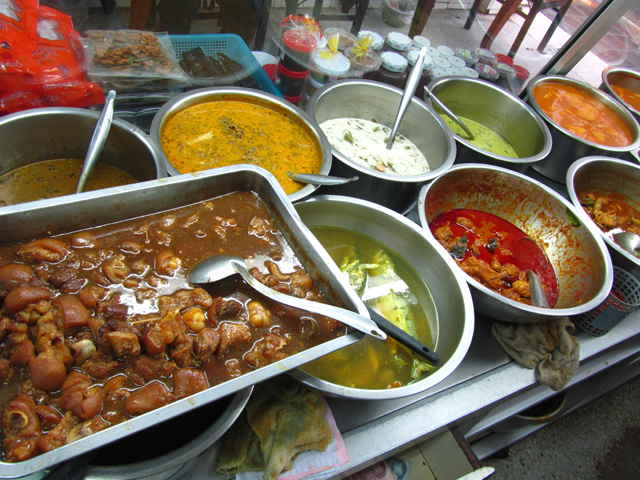 Southern Thai Food Feast