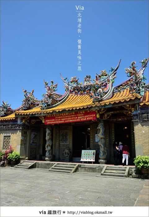 【新竹一日遊】北埔老街~在古廟舊巷內尋找專屬客家的美食43