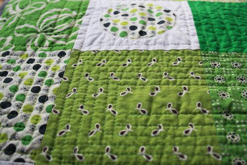 green schmidt quilting