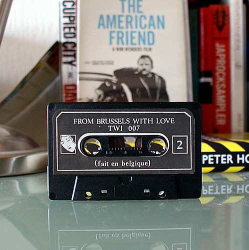 from brussels with love (tape) view 3 by japanese forms
