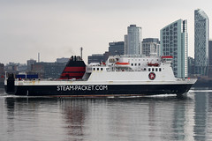 Isle of Man Steam-Packet Ben-My-Chree (NTG's pictures) Tags: new man water liverpool river brighton ships front magazines isle mersey merseyside steampacket promanade benmychree