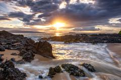 After The Storm (mojo2u) Tags: sunset hawaii secretbeach maui makena nikon2470mm nikond800