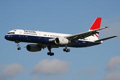 G-CPET (IanOlder) Tags: boeing 757 gcpet 29115 airliner british airways ba stokesay castle twin speedbird negus retro aviation jet aircraft