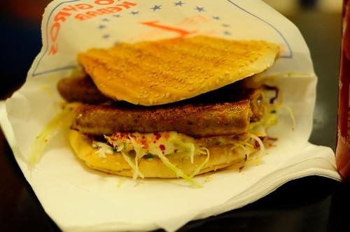 Spezial Bosna @ EUR3.30 - Gyros Kebab (HBF Salzburg)