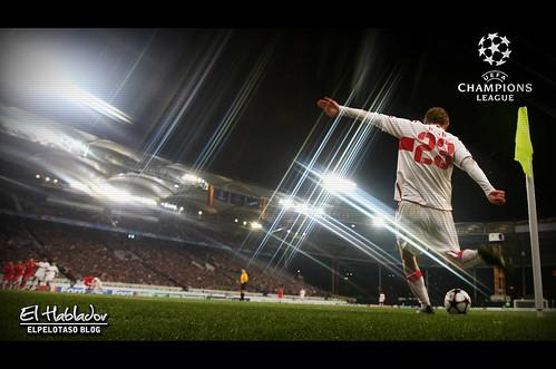 El Sevilla golea en Alemania