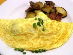 Omelette Xavier