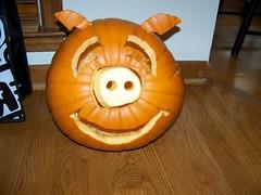 Mel's Pumkin Piggy