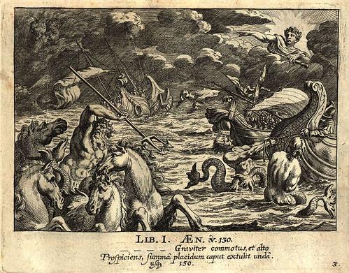 012-Vergilius Maro, Publius- Erneuertes Gedächtnüs Römischer Tapferkeit….1688-©Bayerische Staatsbibliothek