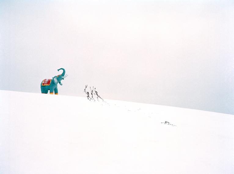 Borderlands por Josh Poehlein (fotomanipulaciones)
