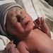 Wow! The third one comes fast. Here's Ryan Timothy Pollock. He's 6 lbs or so. Everyone is doing fine.