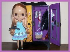 Blythe wardrobe